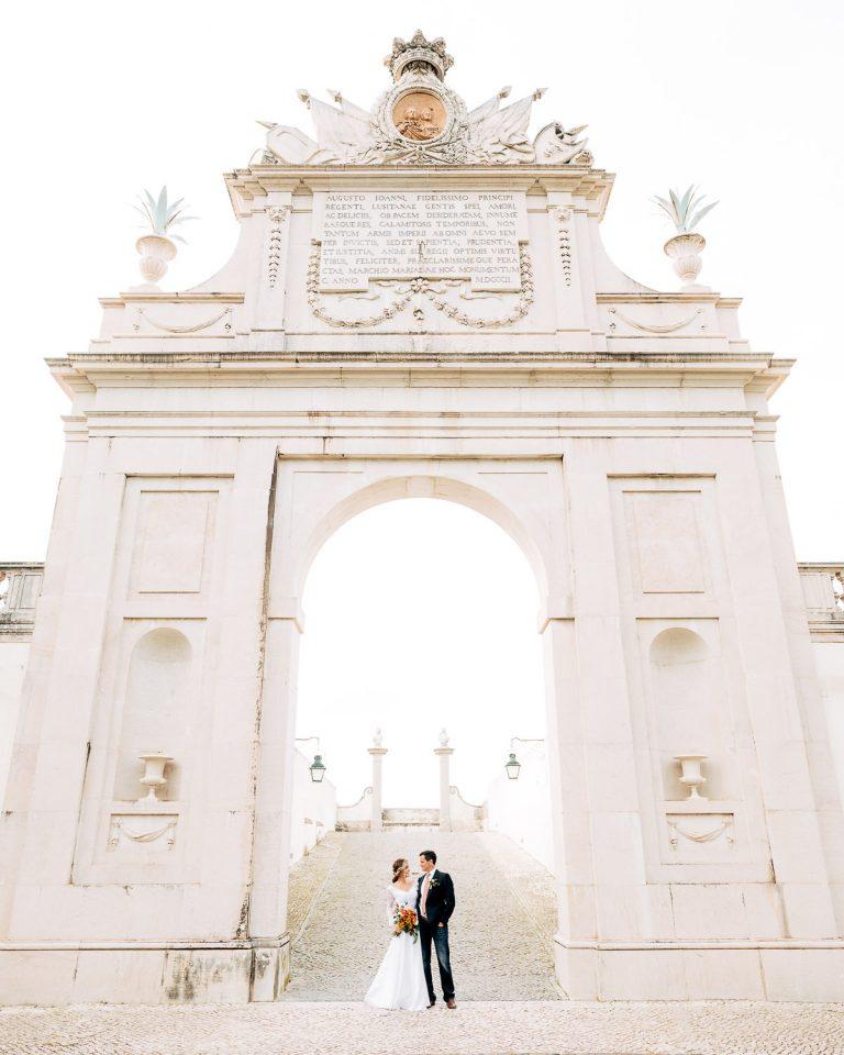 casamento Arco triunfal