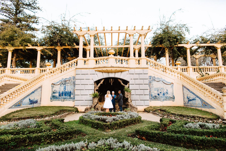 Cerimonia de casamento em Aveiro